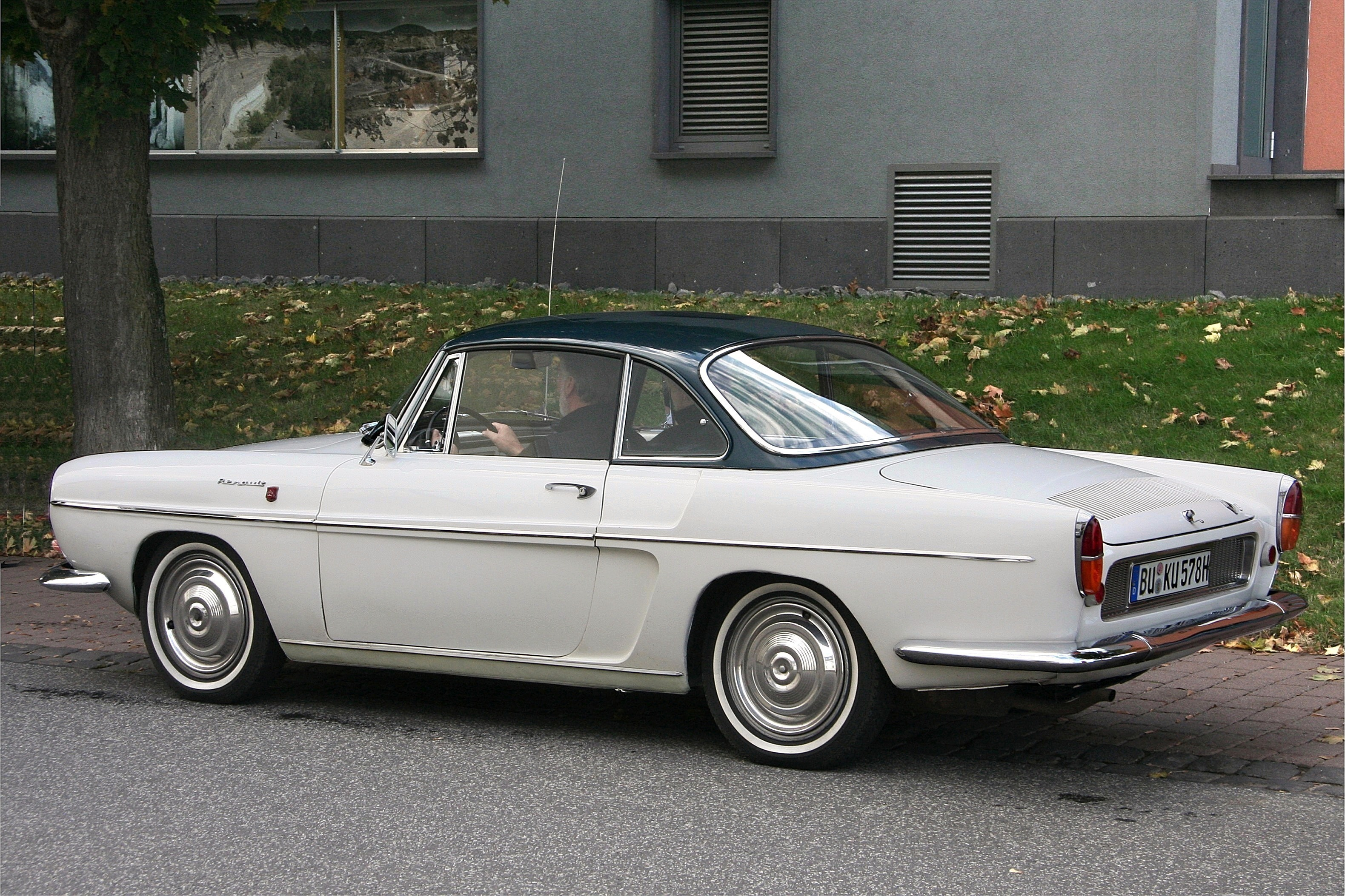 1962 Renault Caravelle #6