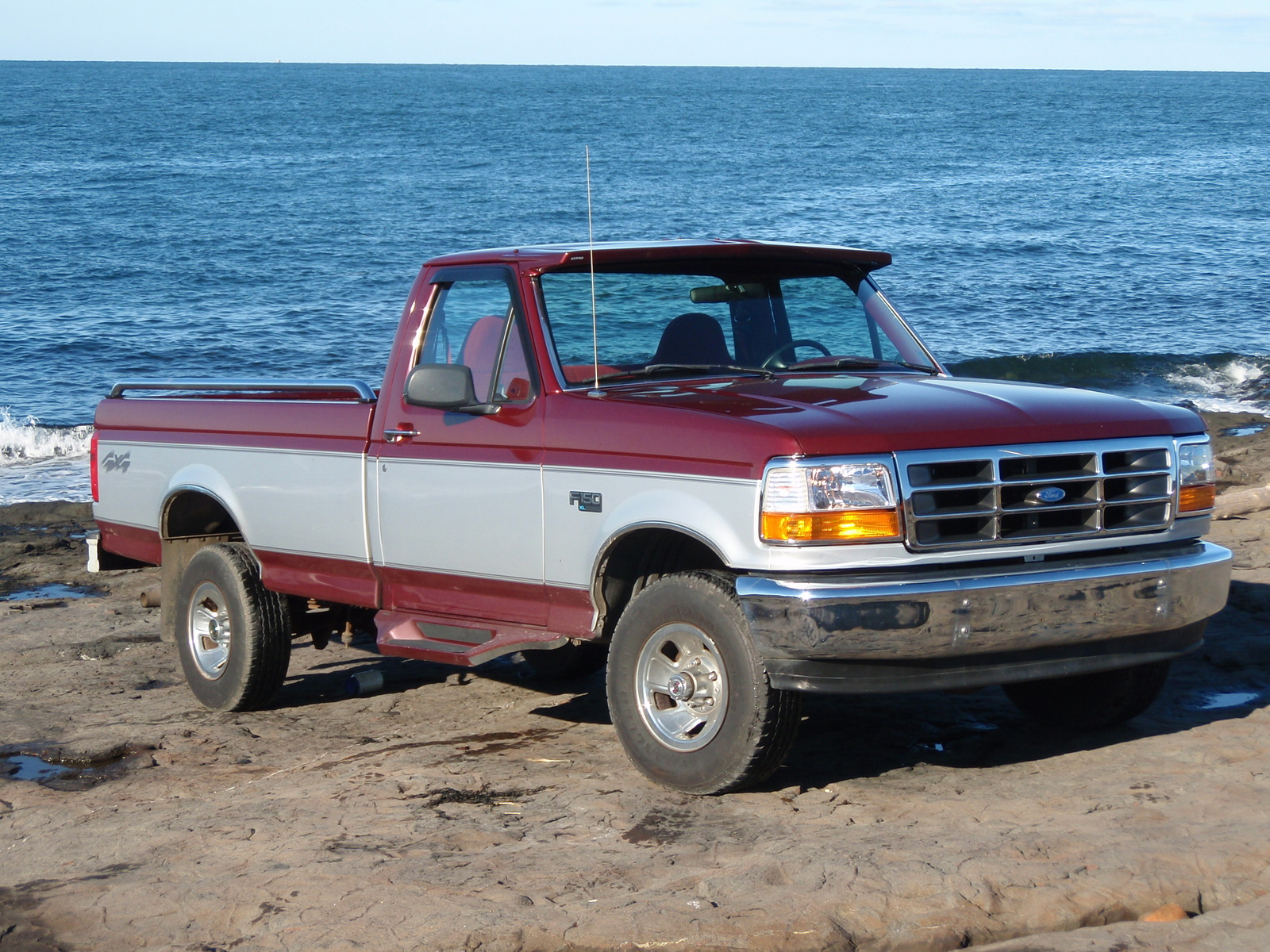 1996 ford f 150 1