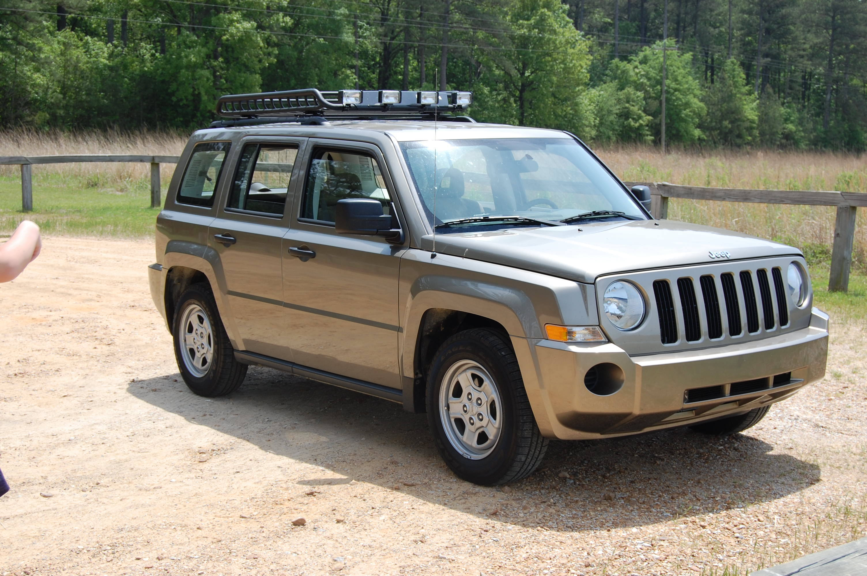 2007 Jeep Patriot #7