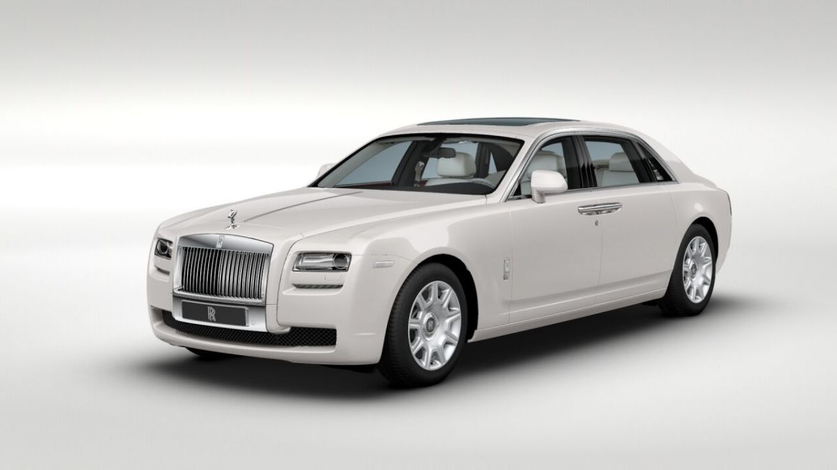 2013 Rolls royce Ghost #6