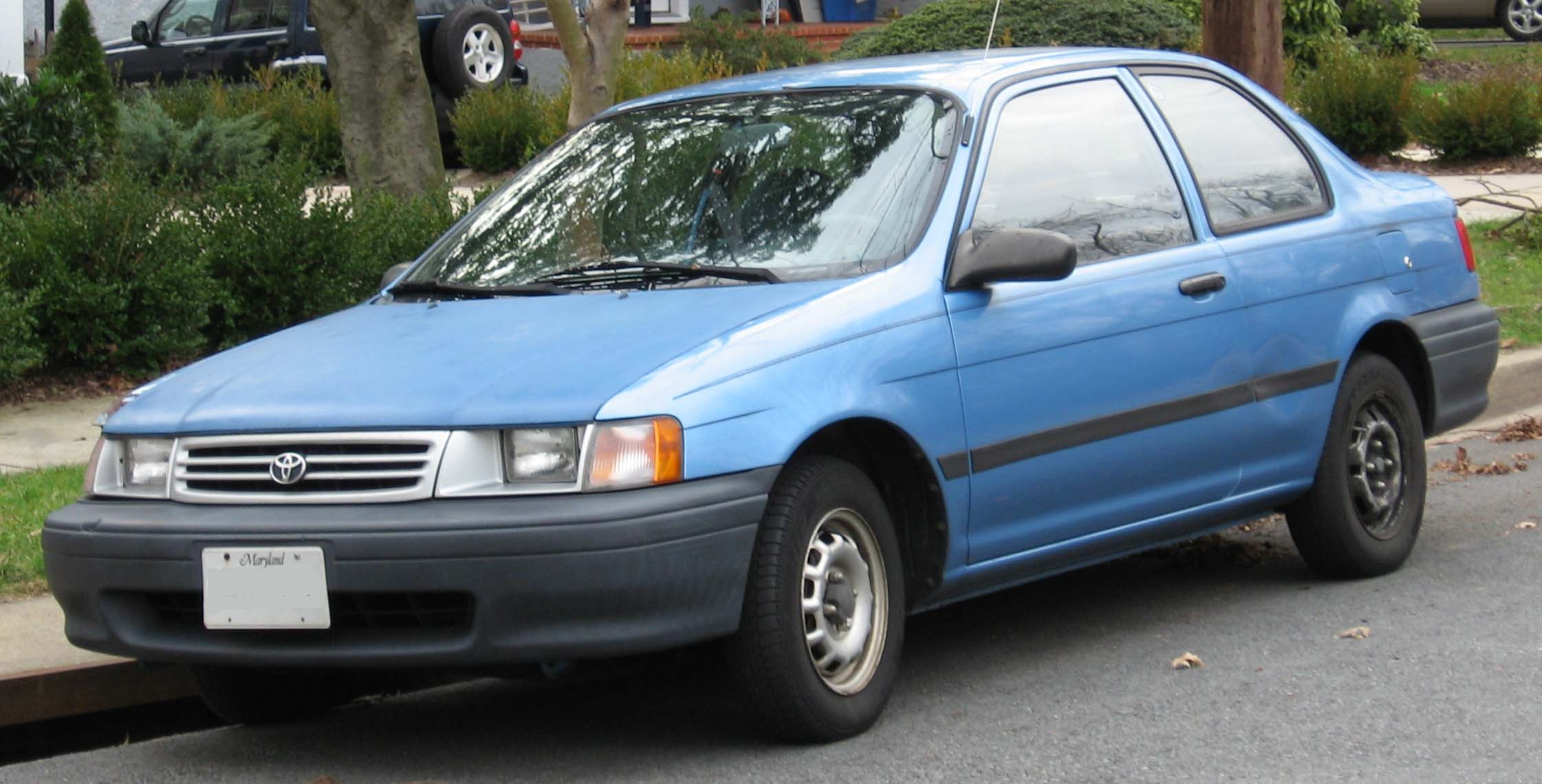1994 Toyota Tercel Photos Informations Articles 1992 Wiring Diagram 6