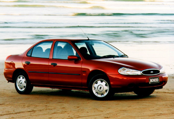 1995 Ford Mondeo #4