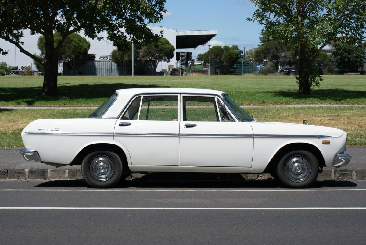 1967 Toyota Crown #6