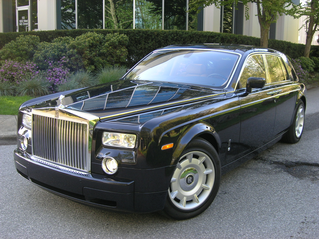 2004 Rolls royce Phantom #7