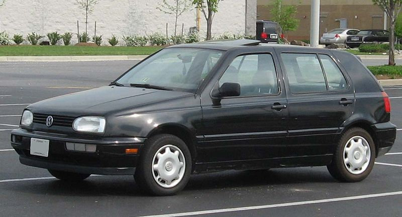 1998 Volkswagen Golf #14