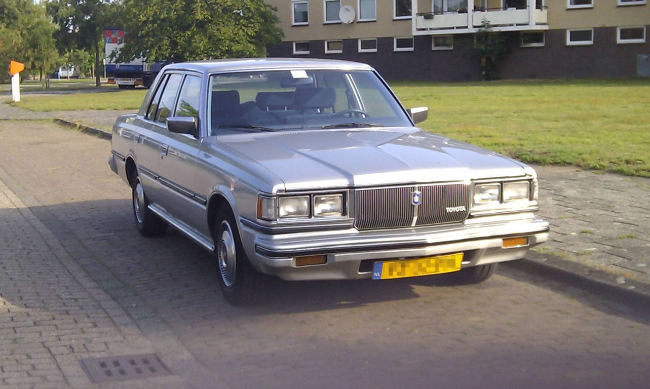 1981 Toyota Crown #13