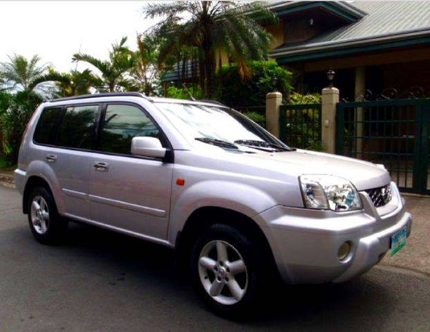 nissan x trail 2005 manual