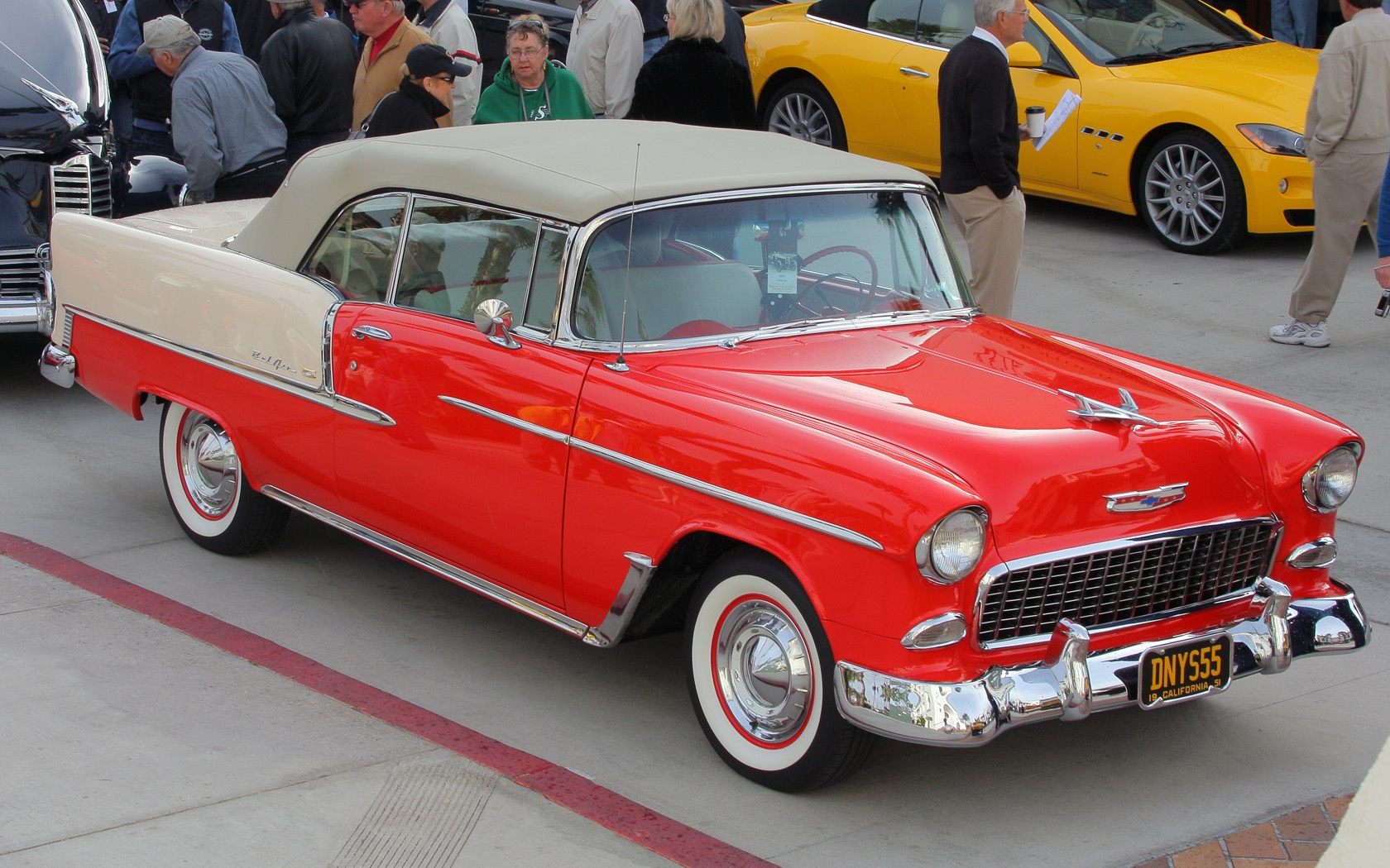 1955 Chevrolet Bel Air #9
