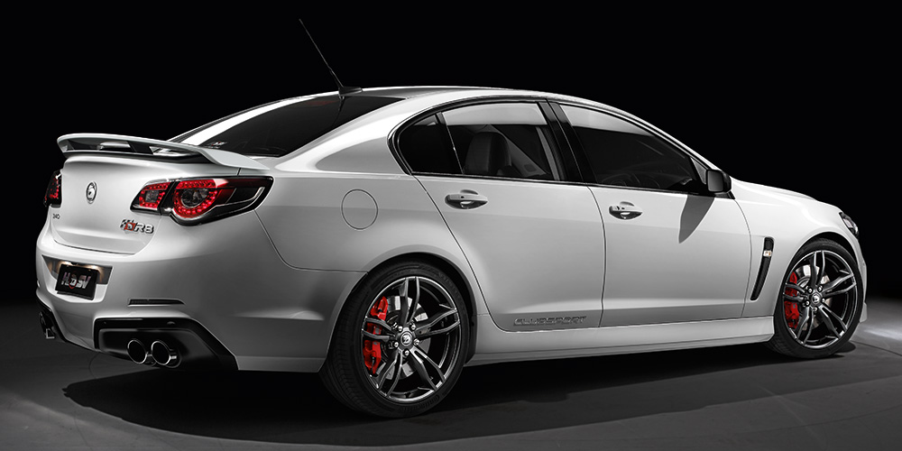Holden Clubsport #2