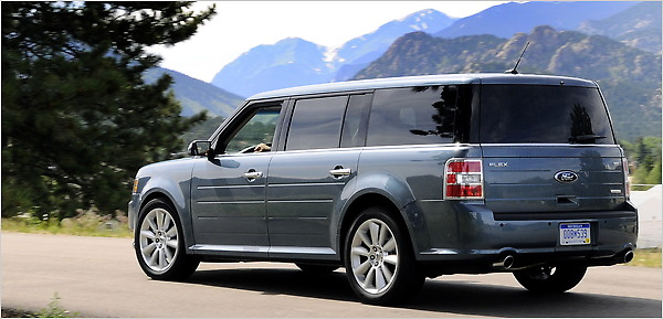2010 ford flex photos, informations, articles - bestcarmag