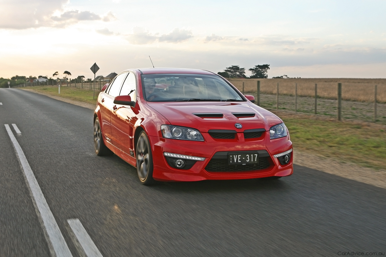 Holden Clubsport #18