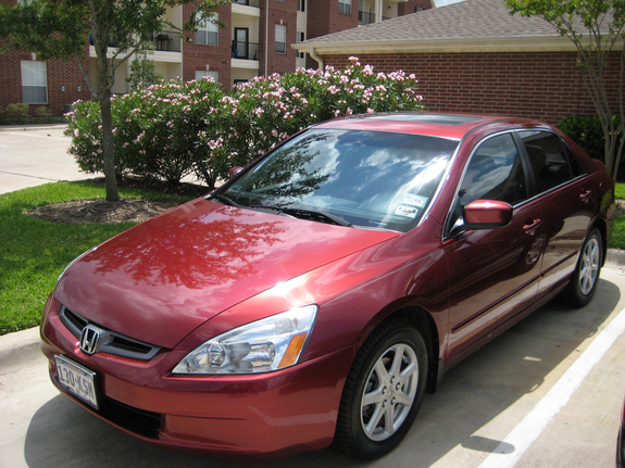 2004 Honda Accord #10