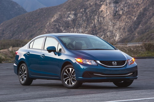 2015 Honda Civic #5