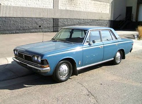 1968 Toyota Crown #5