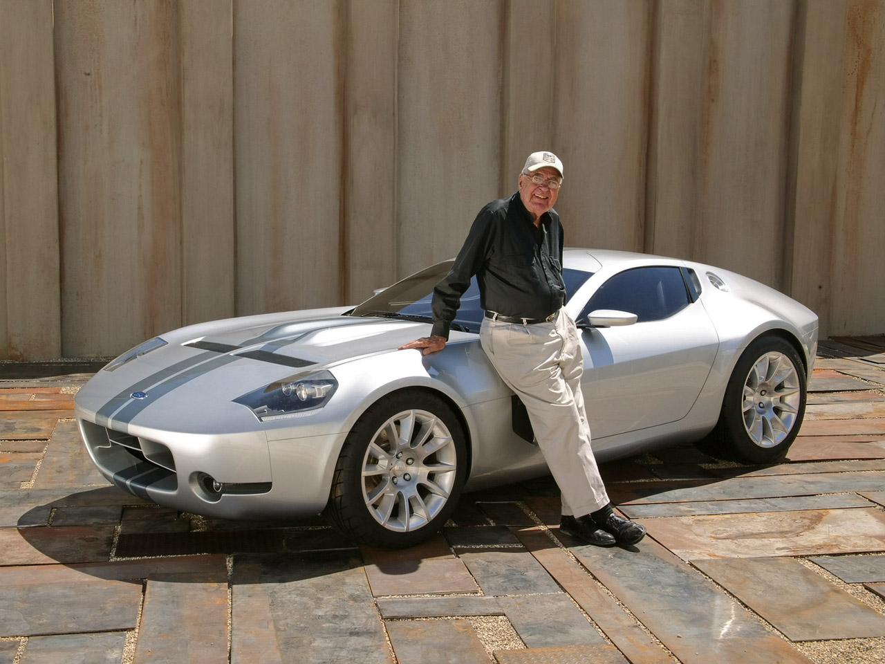 2005 Ford Shelby GR-1 Concept #10
