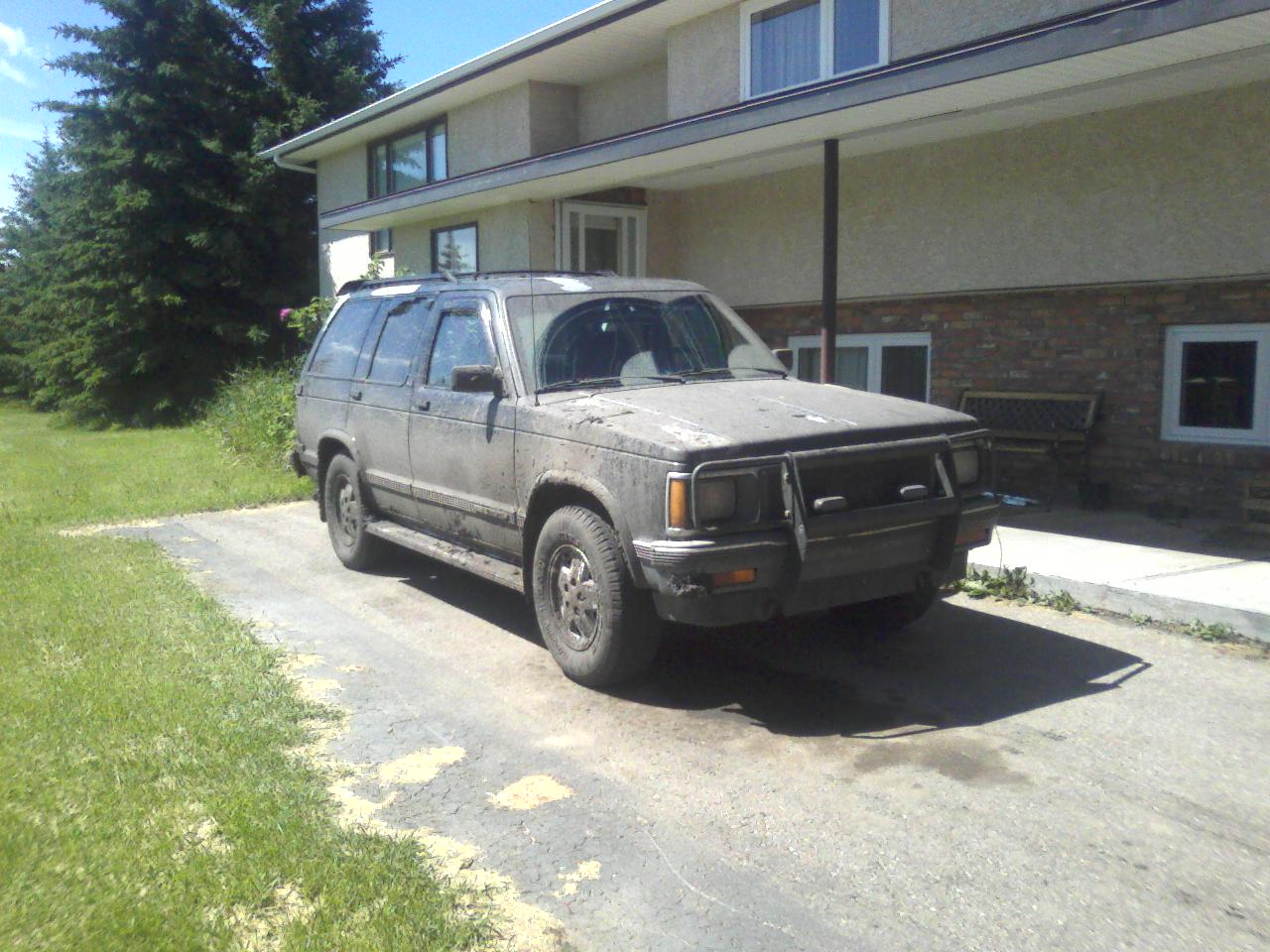 1992 GMC Jimmy #9