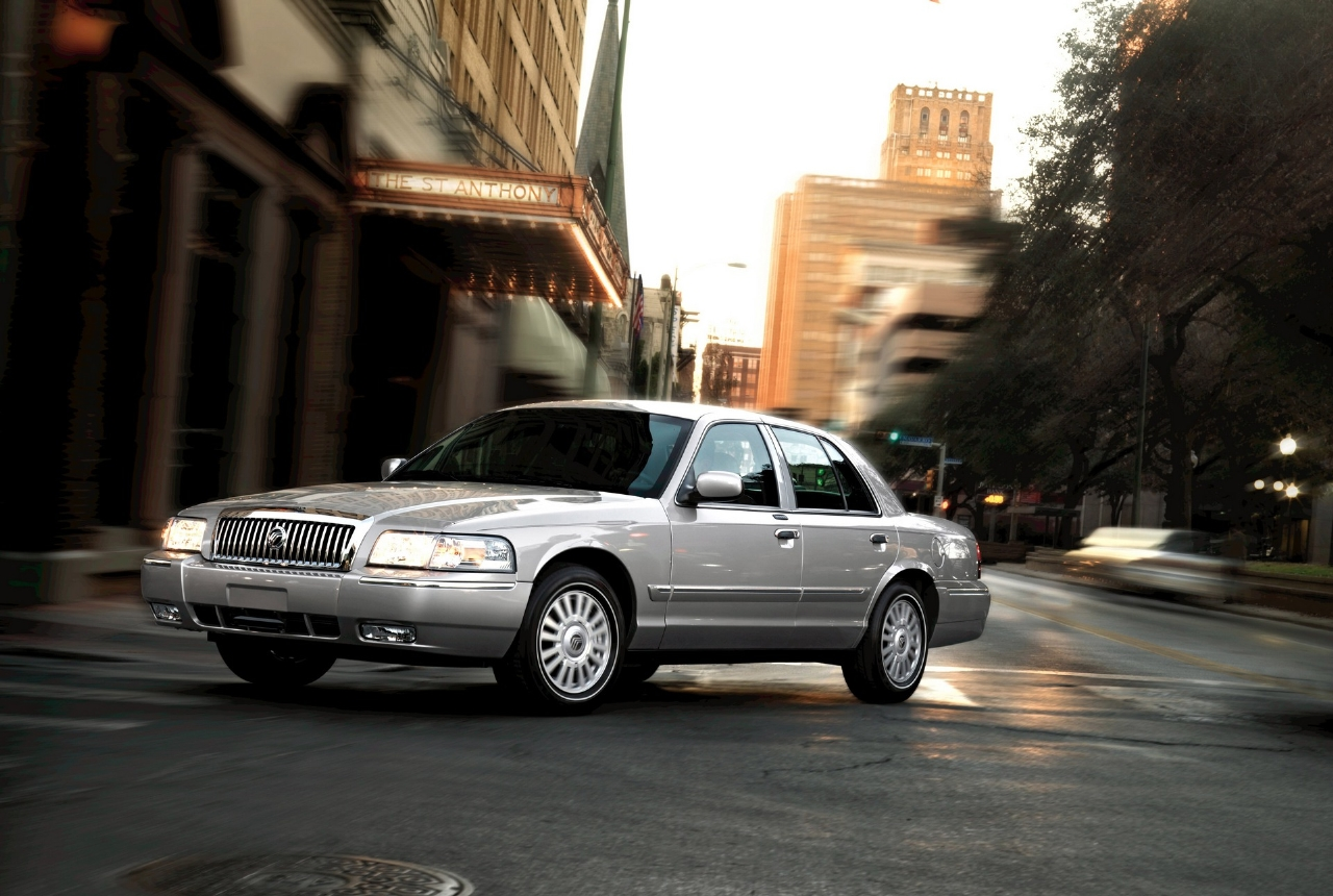 2008 Mercury Grand Marquis #6