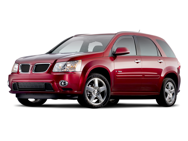 2008 Pontiac Torrent #17