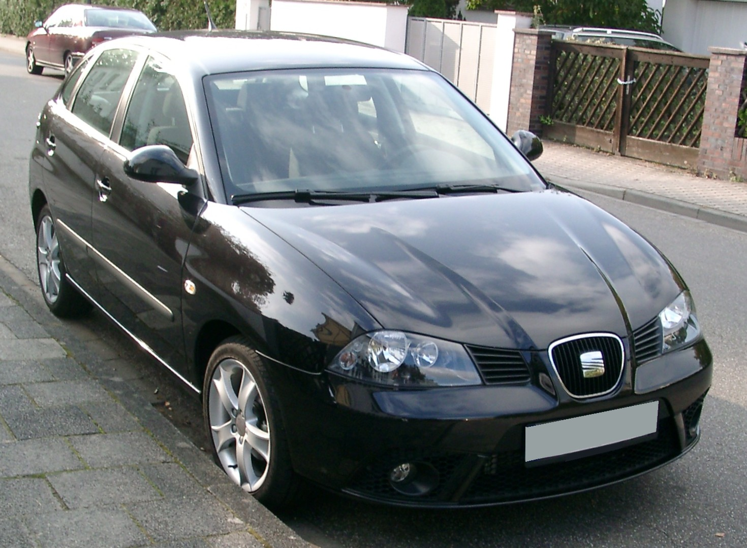 2007 seat ibiza photos informations articles. Black Bedroom Furniture Sets. Home Design Ideas
