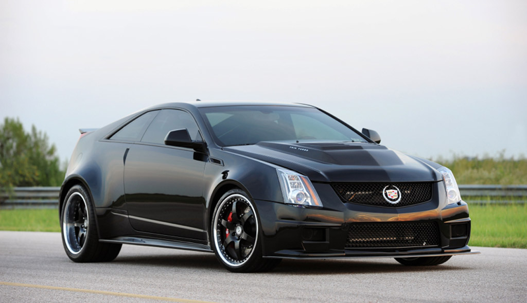 Cadillac Cts-v Coupe #3