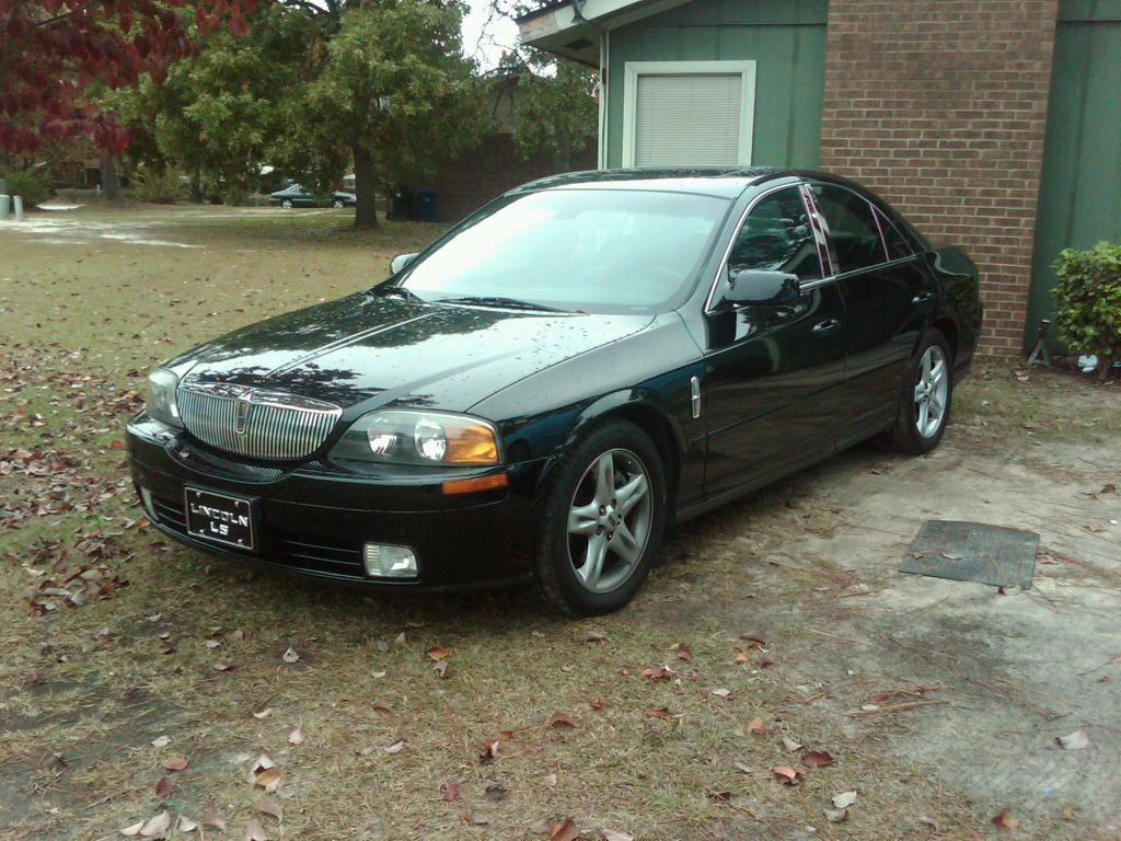 2002 Lincoln Ls Photos Informations Articles Blackwood Engine Diagram 4