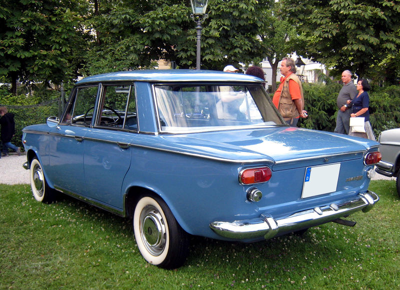 1963 Fiat 1500 Photos Informations Articles Bestcarmag Com