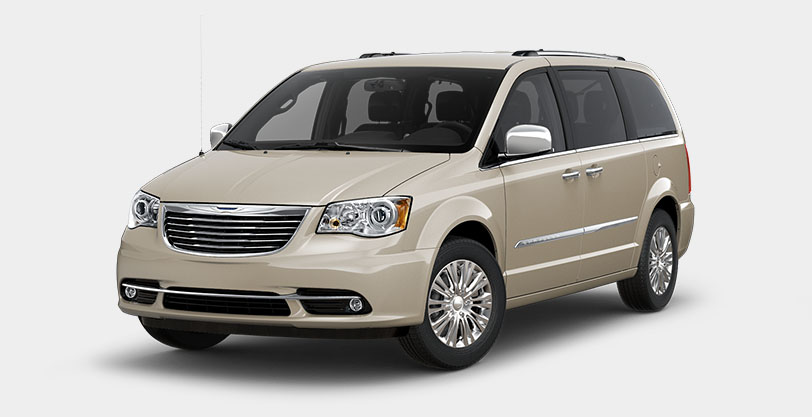 2015 Chrysler Town And Country #7