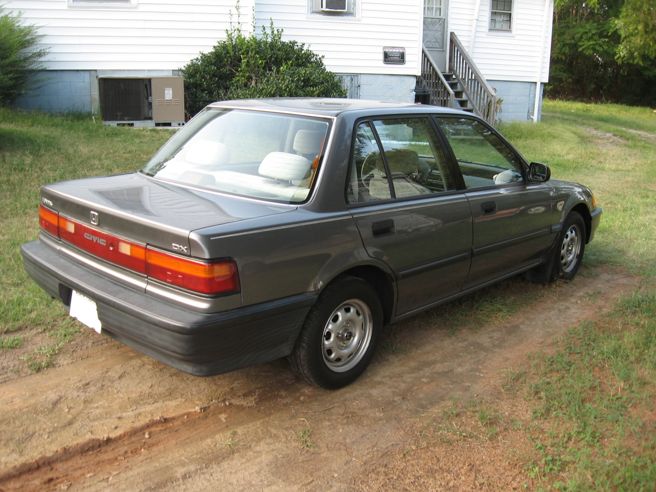 1990 Honda Civic #2