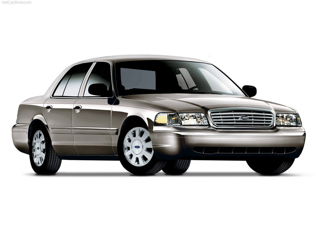2011 Ford Crown Victoria #3