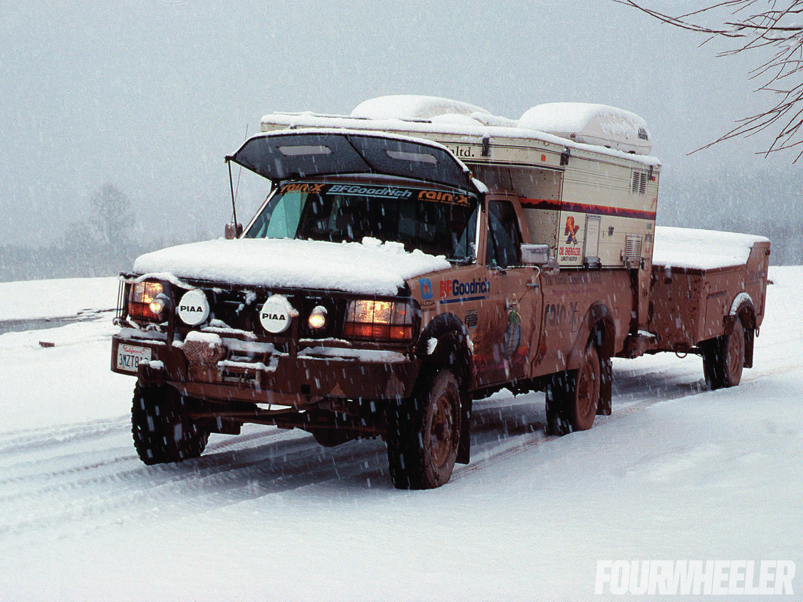 1992 Ford F-350 #17