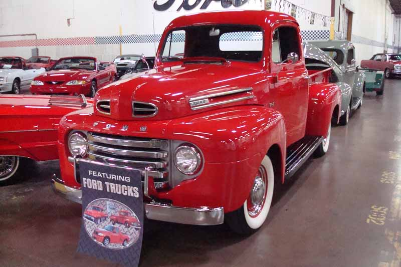 1948 Ford F #12