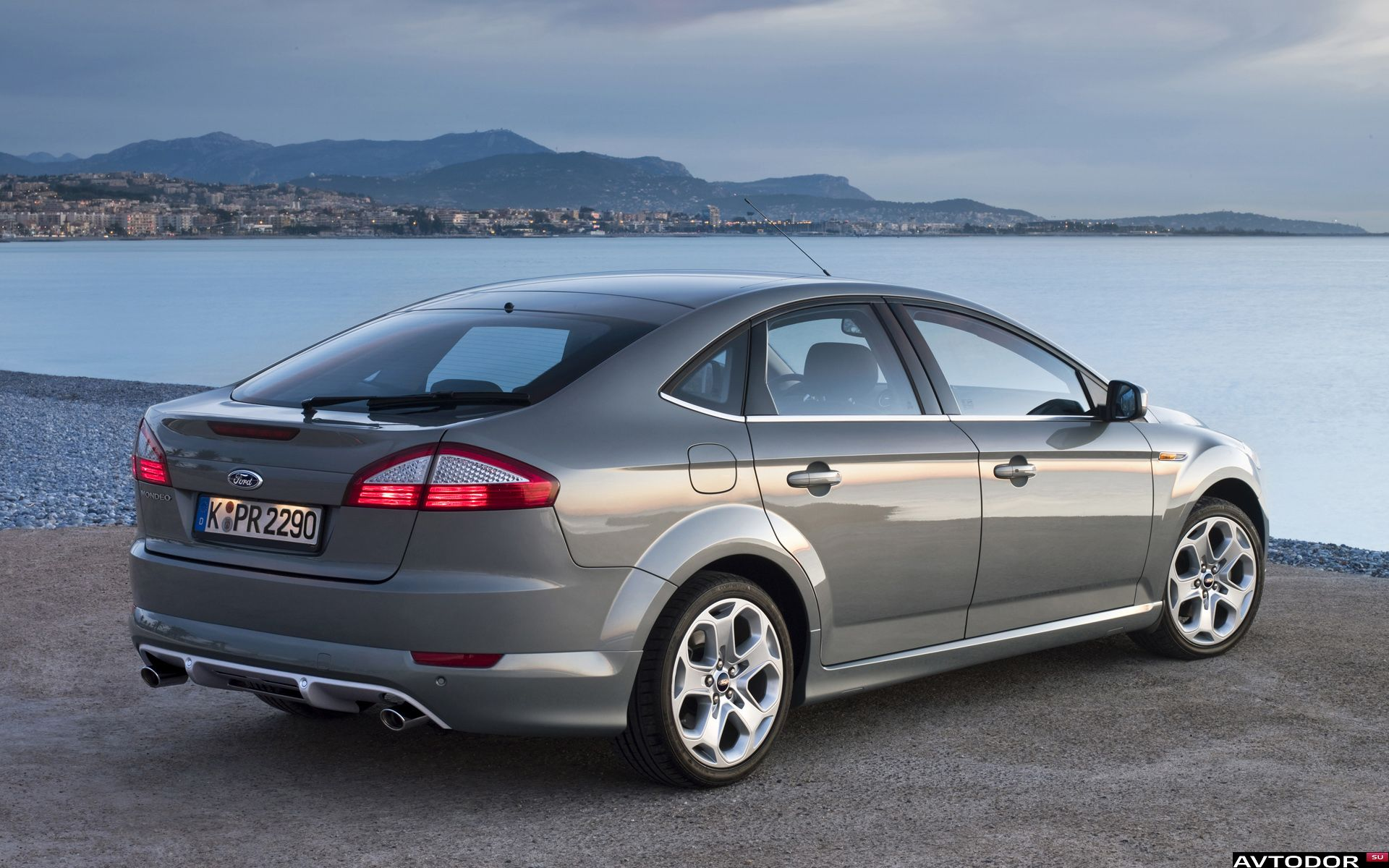 2008 Ford Mondeo #5