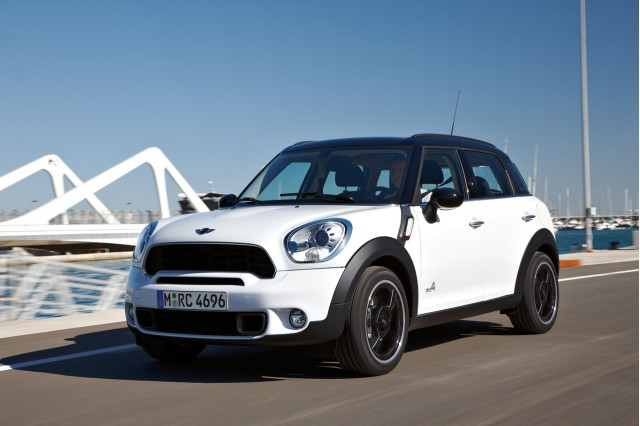 Mini Cooper Countryman #4