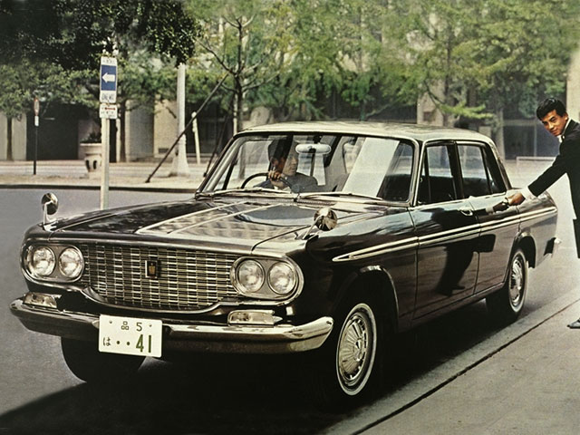 1962 Toyota Crown #5