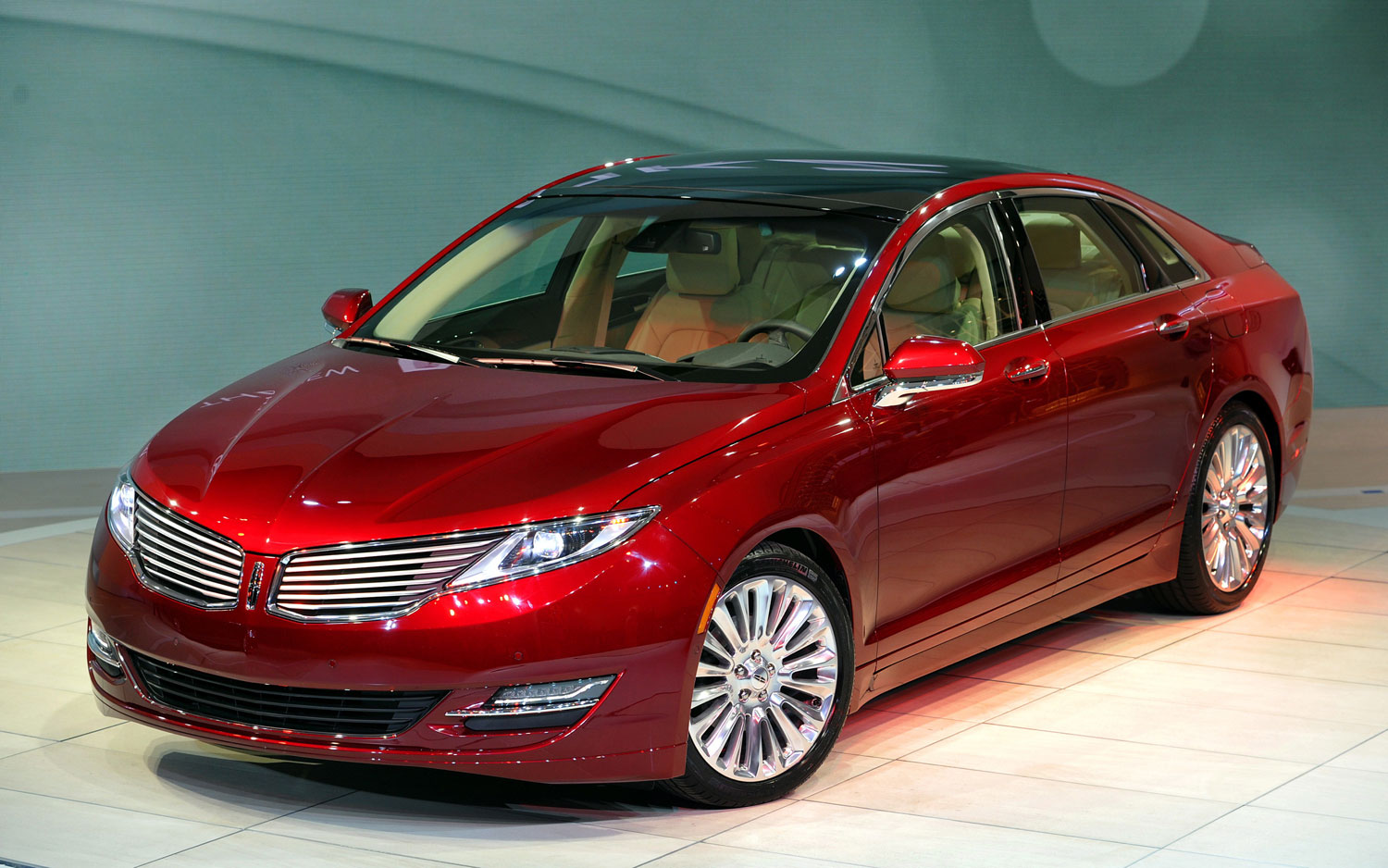2013 Lincoln Mkz #11
