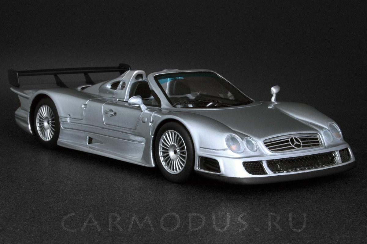 2005 mercedes benz clk gtr photos informations articles for Mercedes benz clk 2005