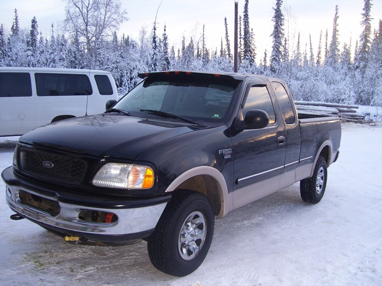 1998 Ford F-250 #5
