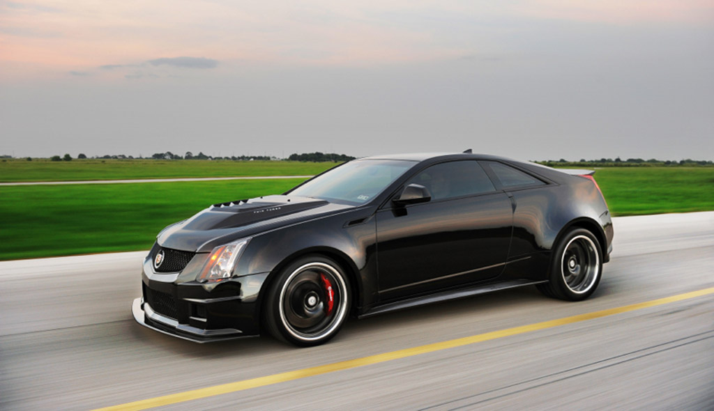 2013 Cadillac Cts-v Coupe #9