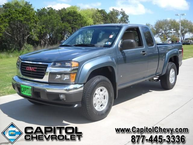 2007 GMC Canyon #6