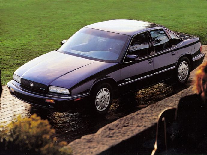 1995 Buick Regal #1
