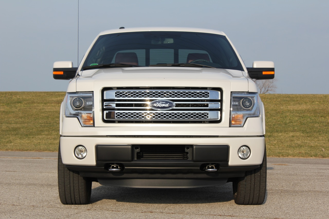 2013 Ford F-150 #17