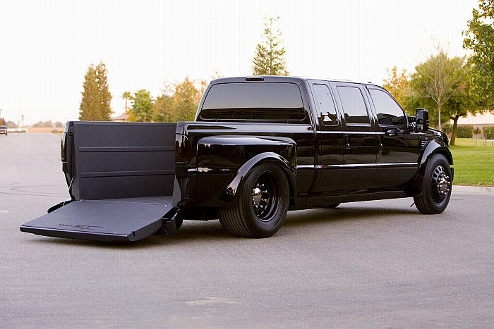 2007 Ford F-450 #9