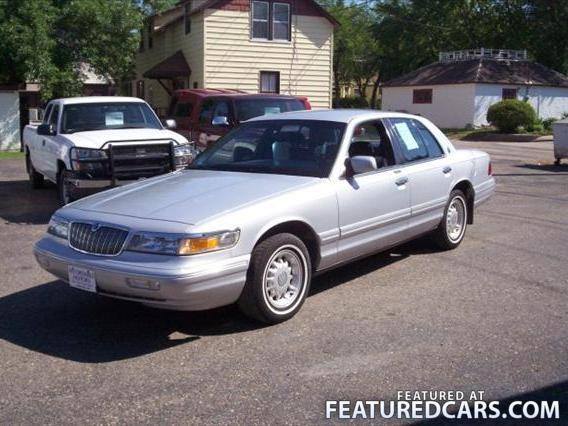 1996 Mercury Grand Marquis #8