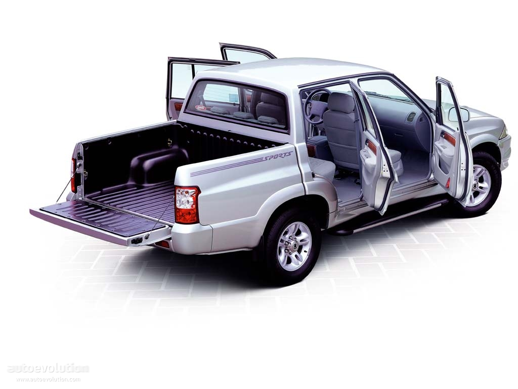 2005 Ssangyong Musso #2