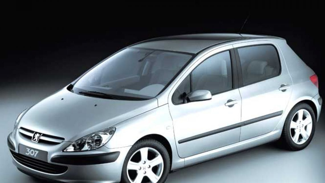 2004 peugeot 307 photos informations articles. Black Bedroom Furniture Sets. Home Design Ideas