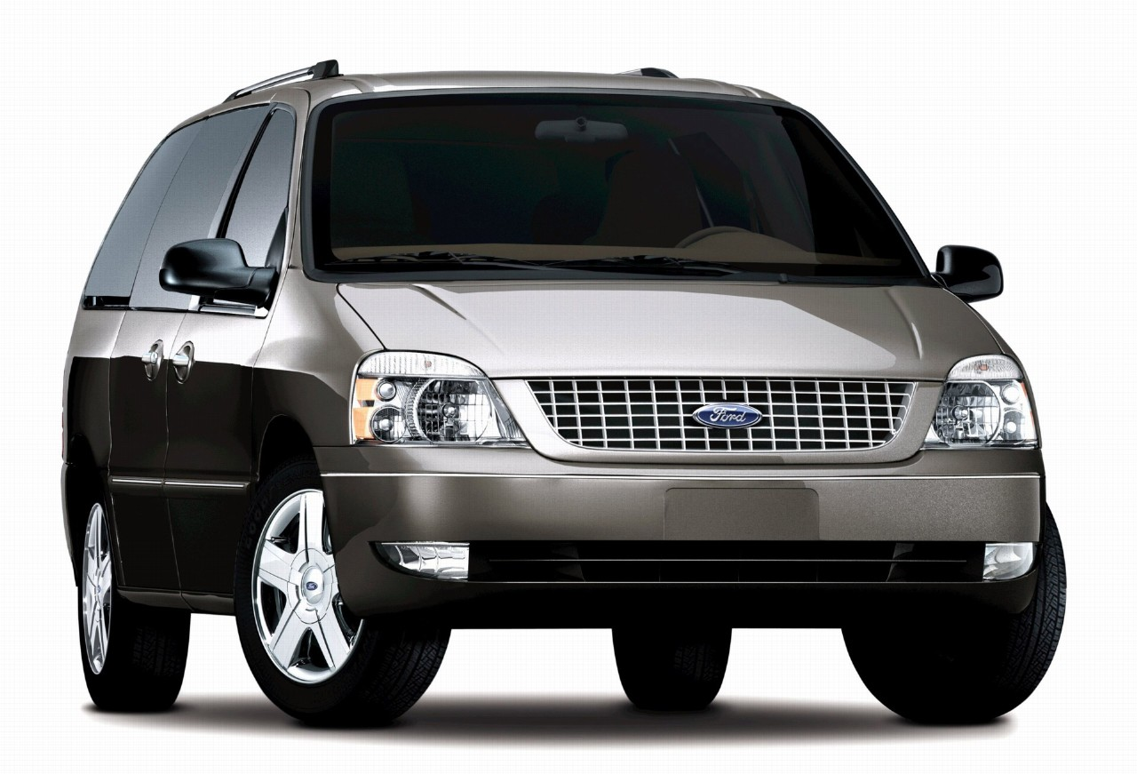 2007 Ford Freestar #2