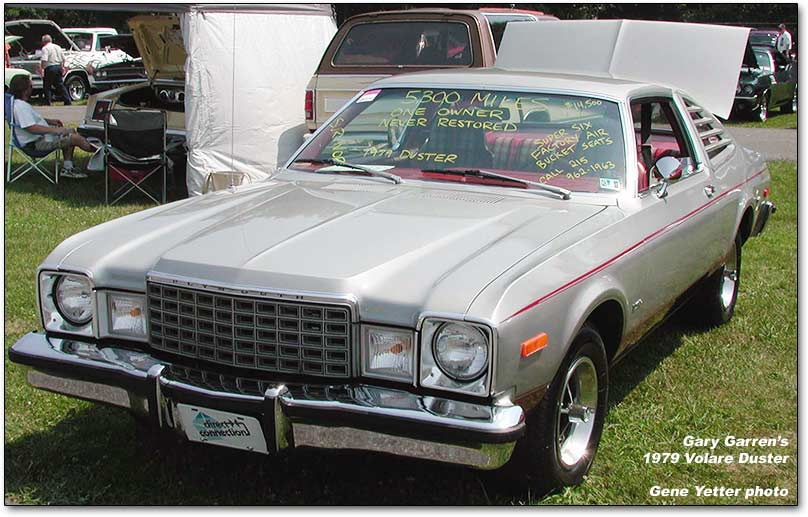1976 Plymouth Volare #18