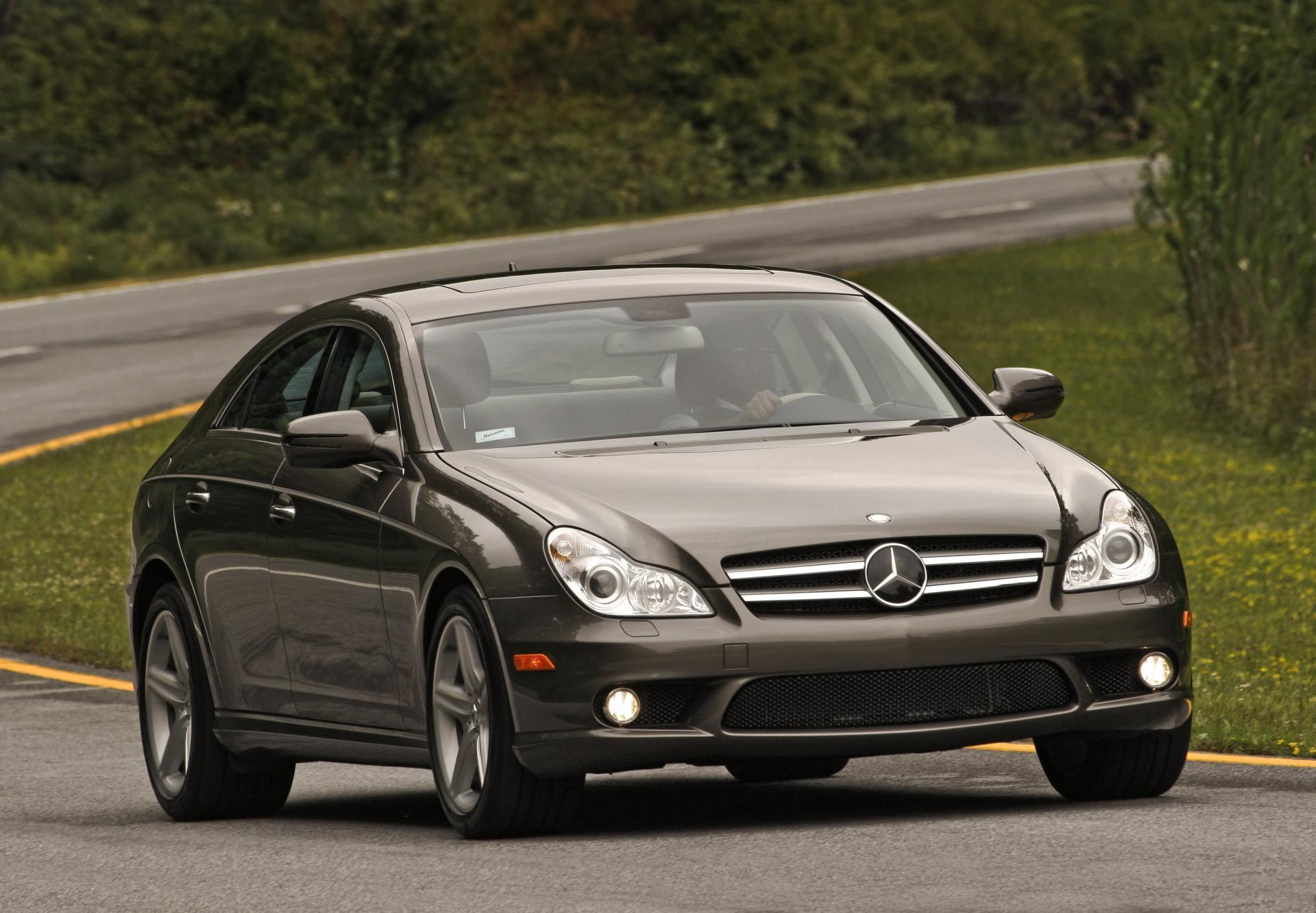 2009 Mercedes-Benz CL #4