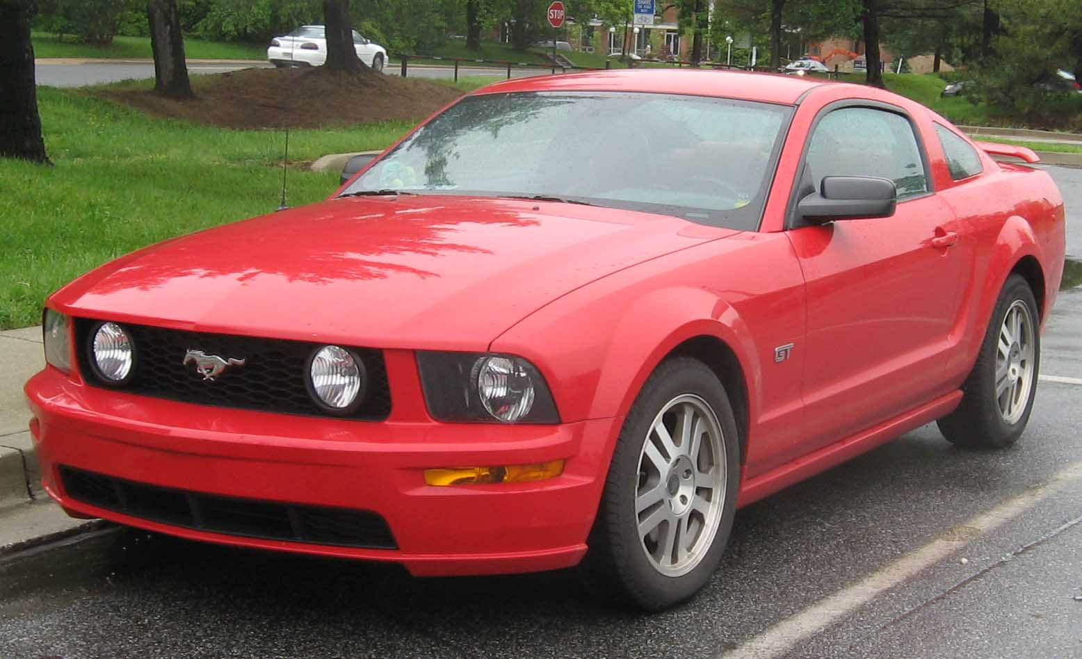 2008 Ford Mustang #1