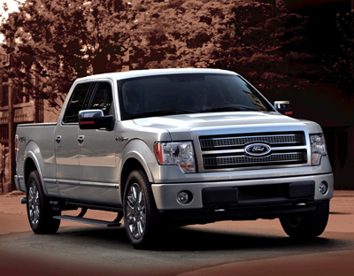 2010 Ford F-150 #8